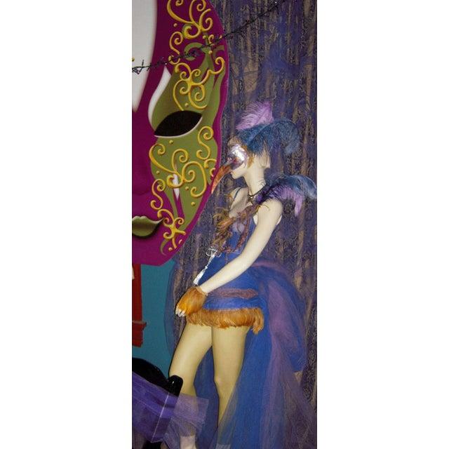 Image of Female Fiberglass Fleshtone Mannequin