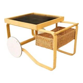 Alvar Aalto for Artek Bar Cart