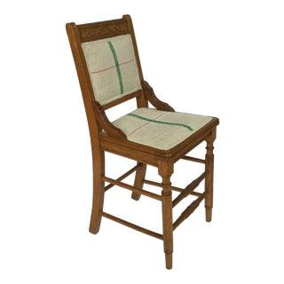 Victorian Children's Chair
