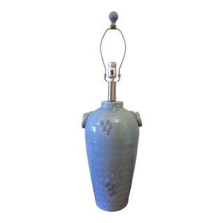 Pacific Coast Lighting Shabby Chic Glazed Ceramic Table Lamp