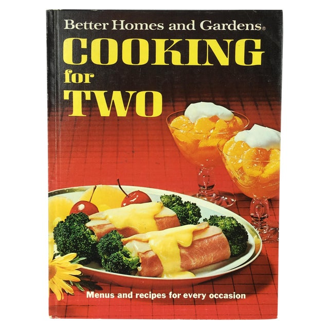 Mid Century Cookbook - Cooking for Two - Image 1 of 8