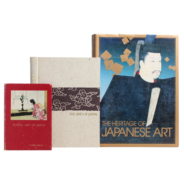 Image of Japanese Art Selections - Set of 7