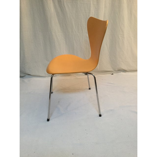 Fritz Hansen Series 7 Chair - Image 4 of 9