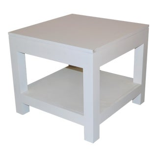 Gat Creek Side Table