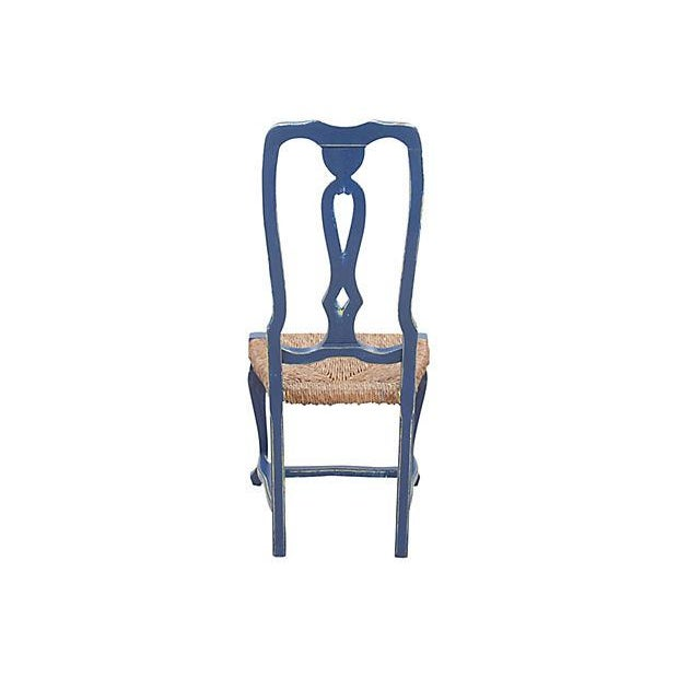 Queen Anne Style Chairs - Set of 8 - Image 6 of 6