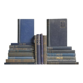 Pocket-Sized Midnight Blue Book MIX - Set of 20