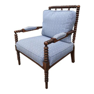 Spindle Club Chair