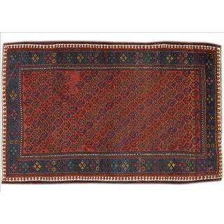 Apadana-Persian Rug - 4′1″ × 6′5″