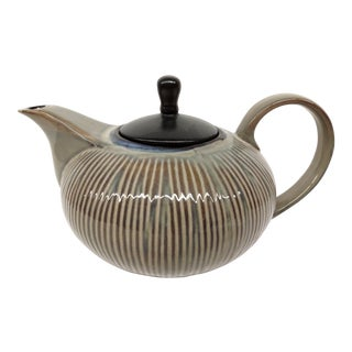 Hand Thrown Tea Pot