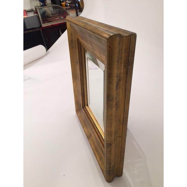 Vintage Gold Framed Mirror - Image 6 of 7