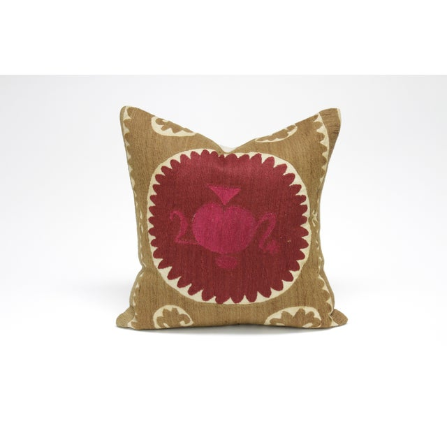 Suzani Mandala Pillow - Image 3 of 3
