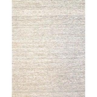 Contemporary Sari Silk Kilim - 9' X 12'