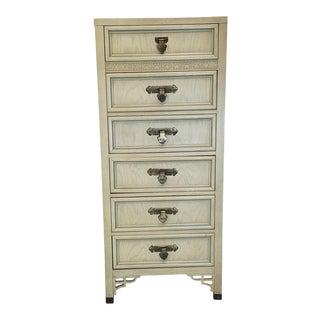 Dixie Shangri-La Tall Lingerie Chest