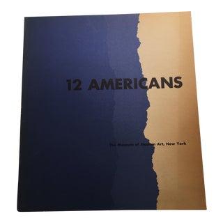 12 Americans Museum of Modern Art 1956