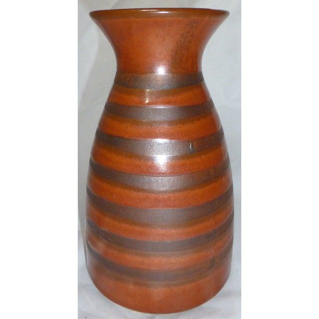 Mid Century Otagiri Japanese Pottery Vase - Image 2 of 6