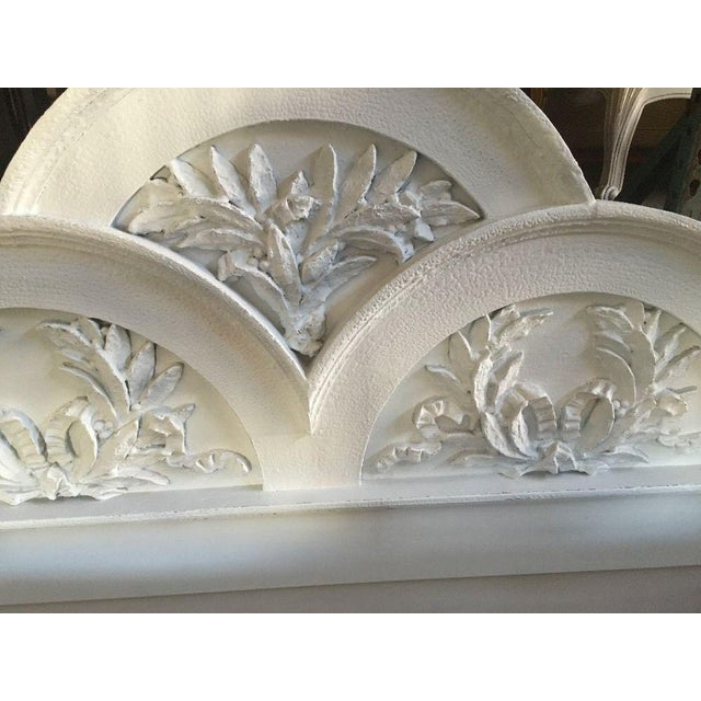 French Style King Size Headboard - Image 6 of 6