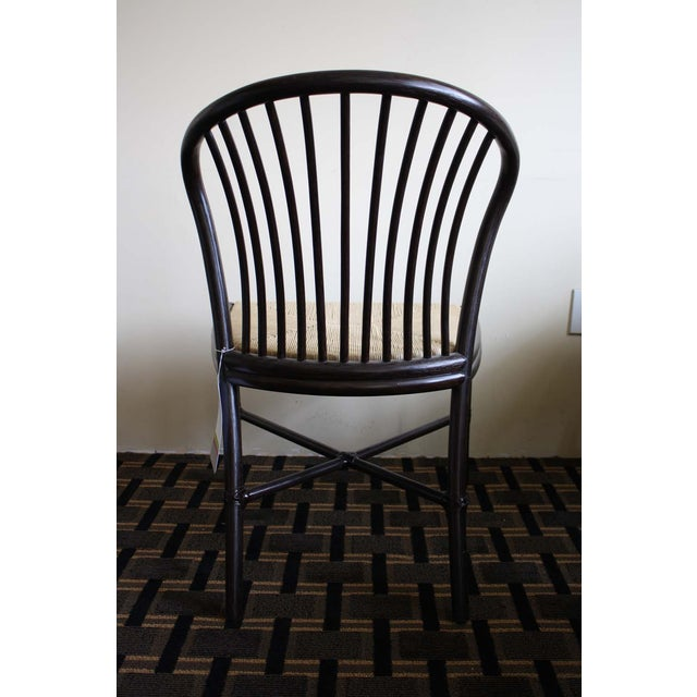 McGuire Ulloa Dining Chair in Dark Tobacco - Image 5 of 6