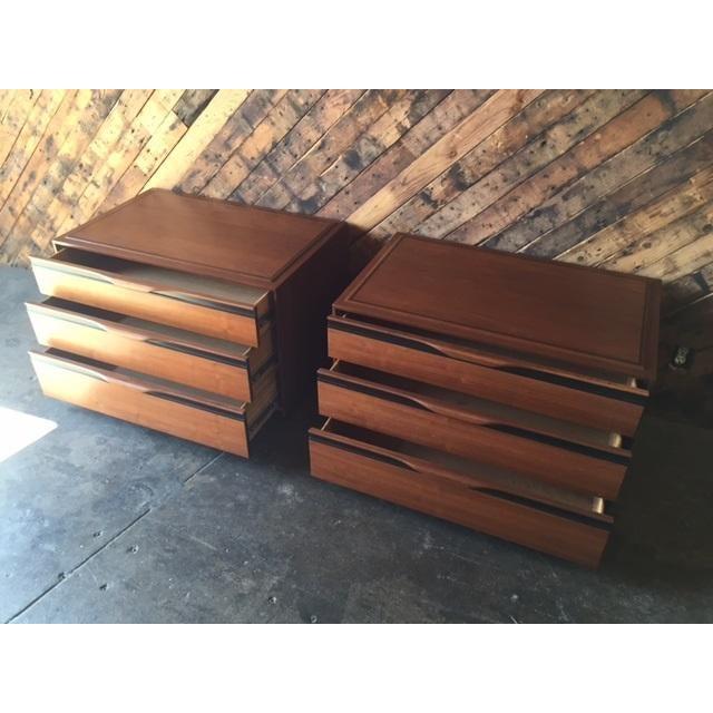 Mid-Century Dressers by John Kapel - Pair - Image 6 of 7