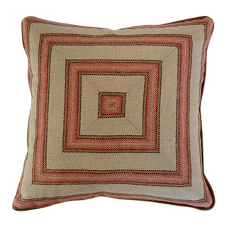 Sidney Square Pillow
