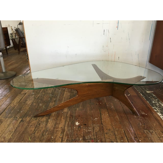 Adrian Pearsall Biomorphic Coffee Table - Image 4 of 10