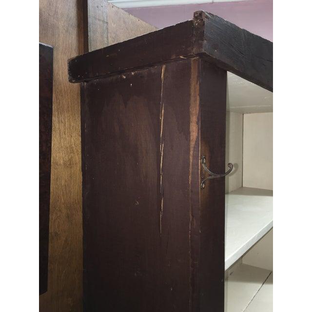Primitive Hutch, Lodge Decor - Image 4 of 5