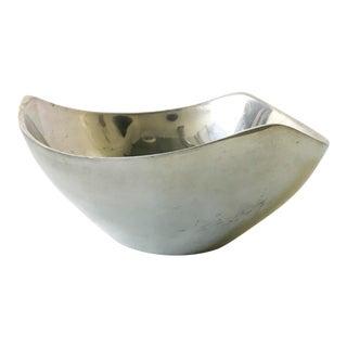 Vintage Nambe Tricorner Bowl