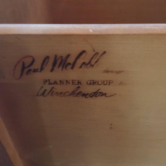 Paul McCobb for Planner Group Maple Desk & Chair - Image 7 of 11