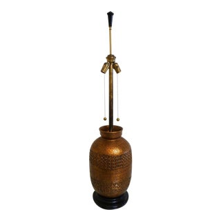 Bitossi Ceramic Table Lamp