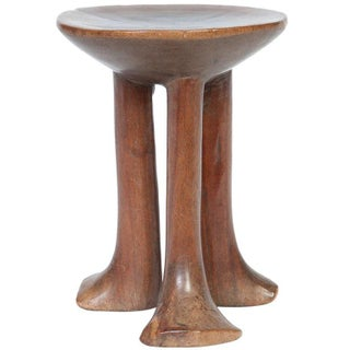 Small African Stand or Stool