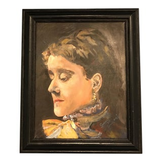 Sargent Portrait Painting