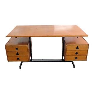 Italian Modern Floating Top Desk