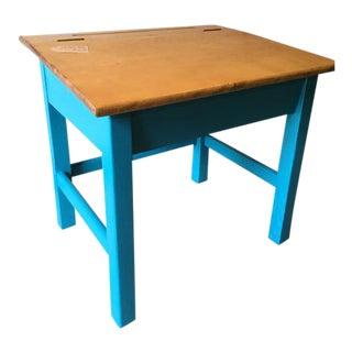 Vintage Child's Wooden Desk