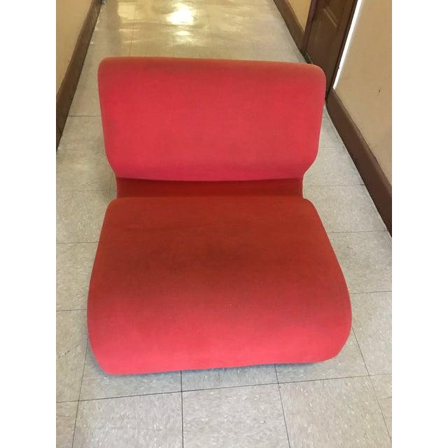 Orange Herman Miller Chadwick Modular Seating - Image 10 of 11