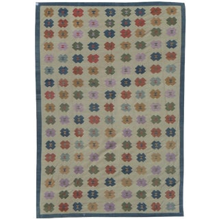 "Hand-Knotted Modern Kilim by Aara Rugs - 17'8"" x 12'0"""