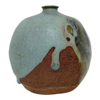 Stoneware Accent Vase