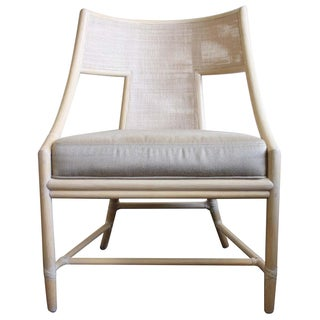 Barbara Barry Beechwood Arm Chair