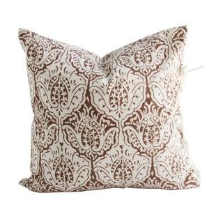 Les Indiennes Decoraitve Throw Pillow