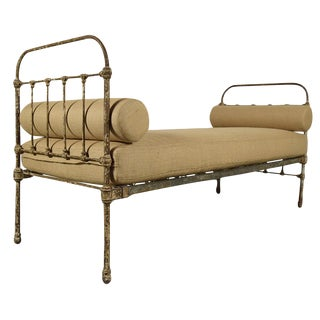1900's Antique French Daybed