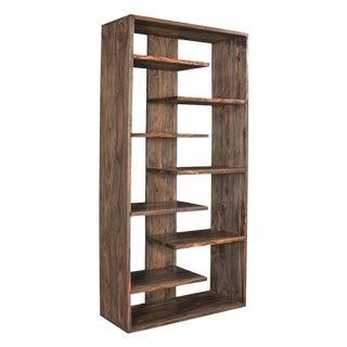 Brownstone Bookcase