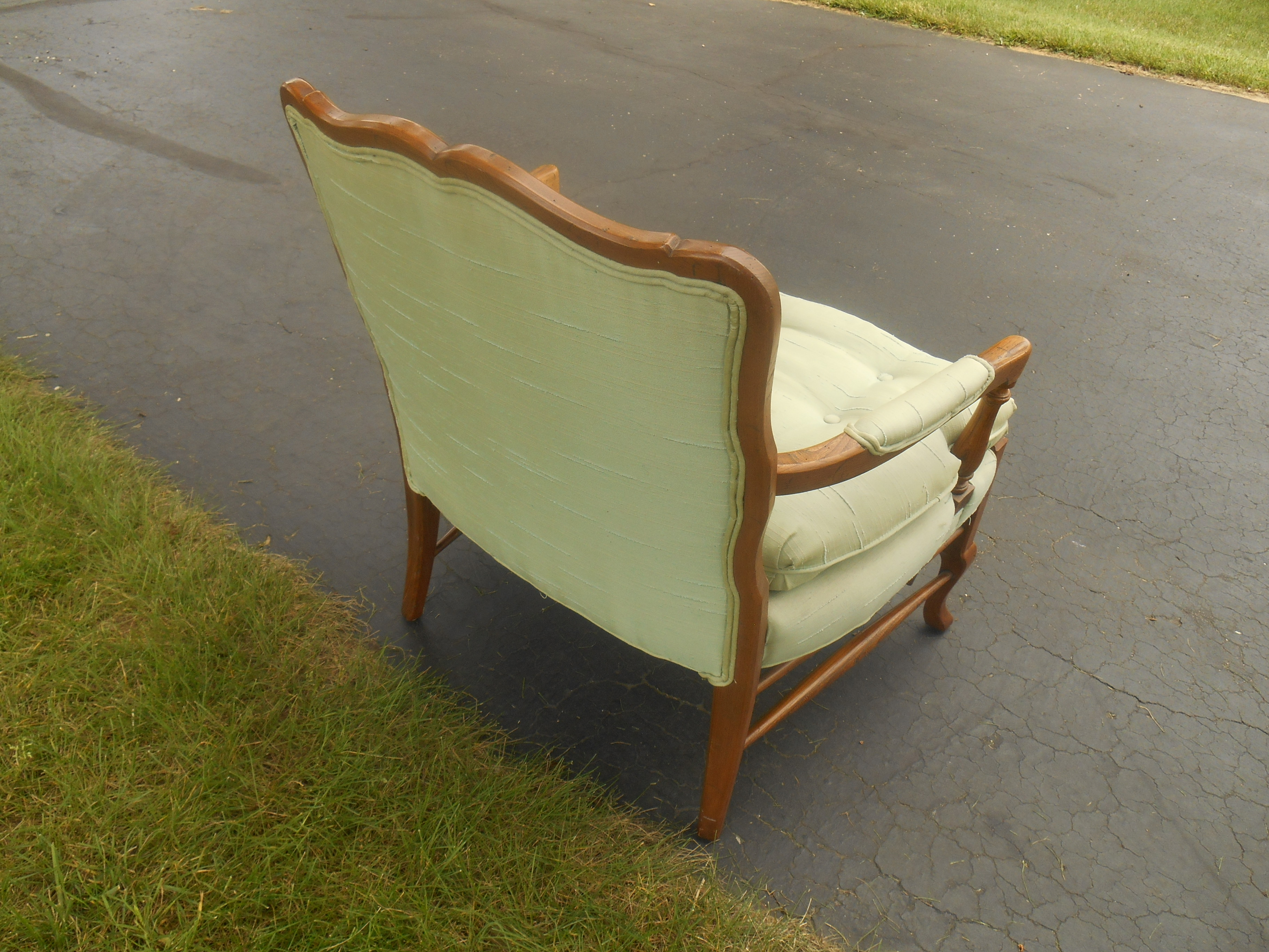 North Hickory Furniture Co. Lounge Chair   Image 5 Of 5