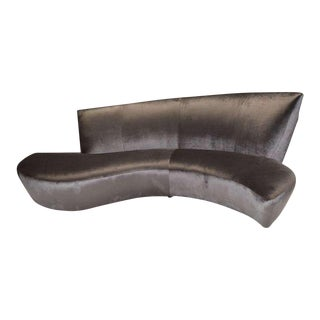 """Bilbao"" Sofa by Vladimir Kagan"