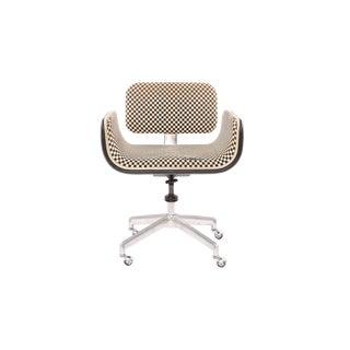 Rare All Original Alexander Girard Herman Miller Office Chair