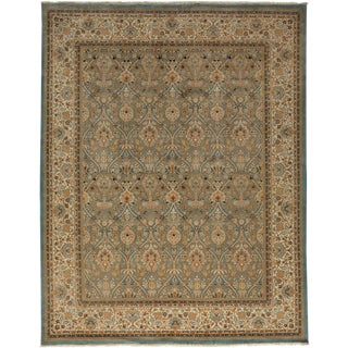 """Ziegler, Hand Knotted Area Rug - 8' 1"""" x 10' 3"""""""
