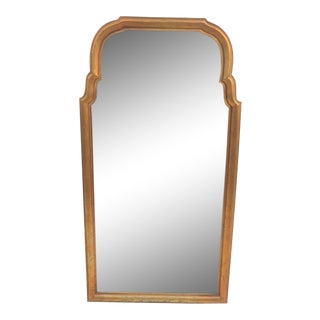 Queen Anne Gold Gilt Mirror
