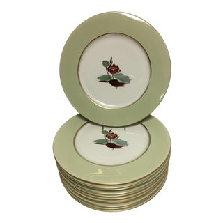 Castleton 'Lotus' Floral Dinnerware