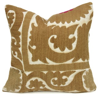 Vintage Suzani Tribal Pillow