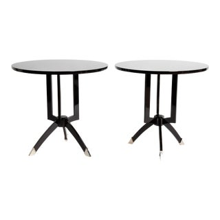 Art Deco Style Round Tables