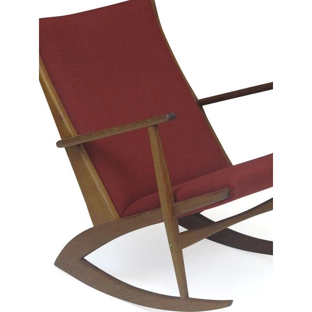 Georg Jensen Mid-Century Danish Rocking Chair - Image 8 of 9