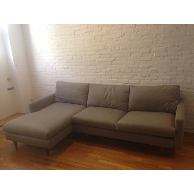 Room And Board Jasper Sofa With Chaise