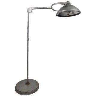 Vintage Industrial Surgical Floor Lamp